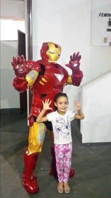 temas de festa infantil iron man